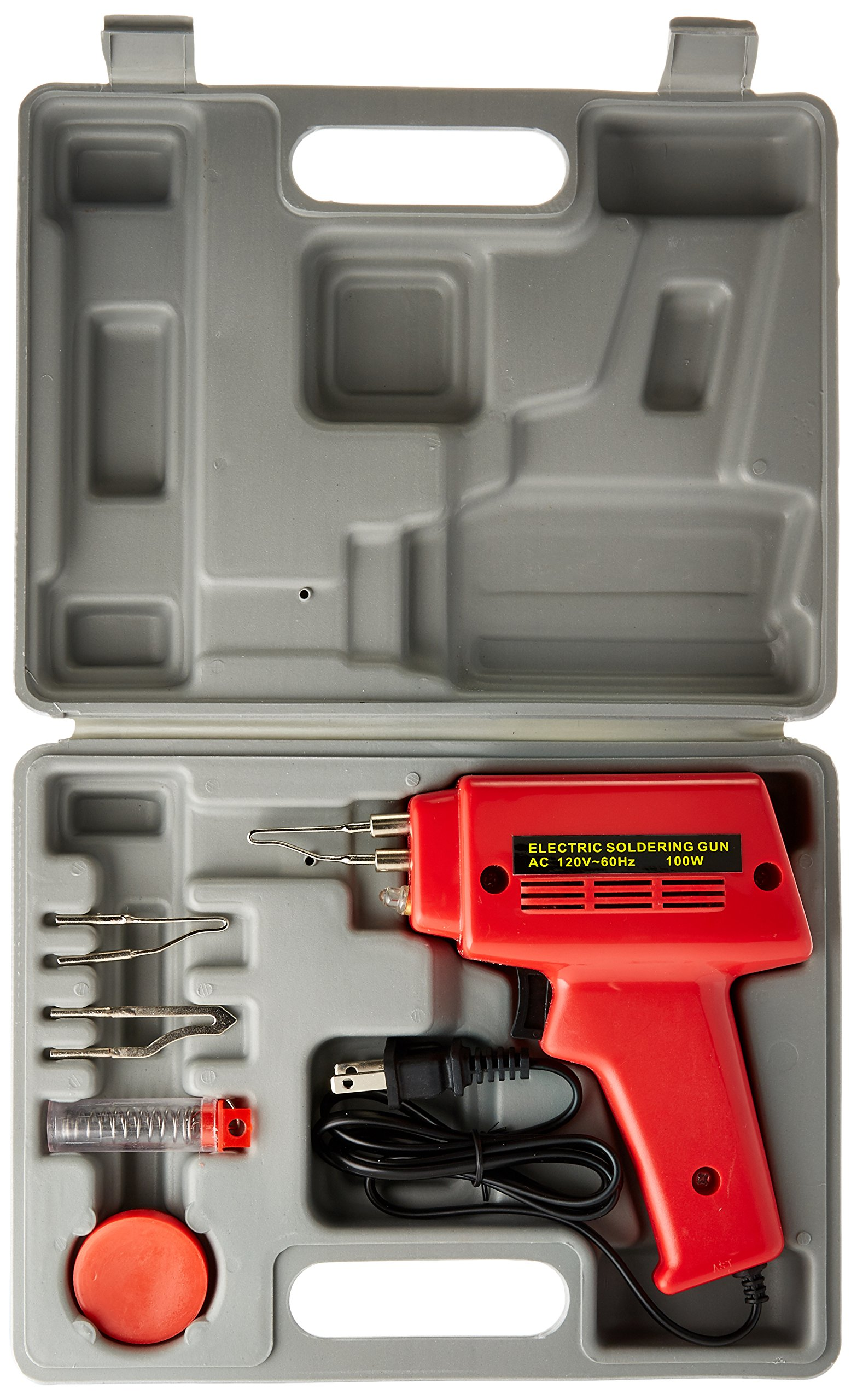 Pit Bull CHIG001302 Soldering Gun with Carry Case