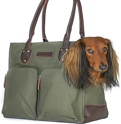 DJANGO Dog Carrier Bag - Honestly High-End Dog Purse