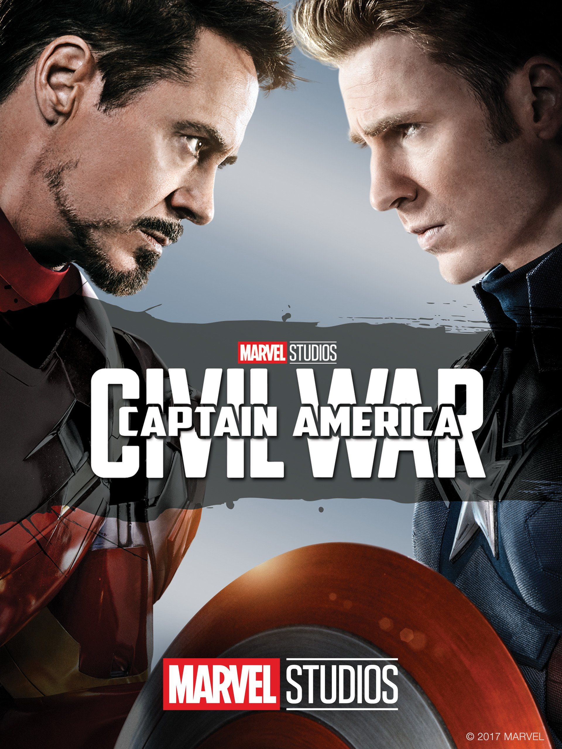 Watch Captain America: Civil War (Theatrical) | Prime Video