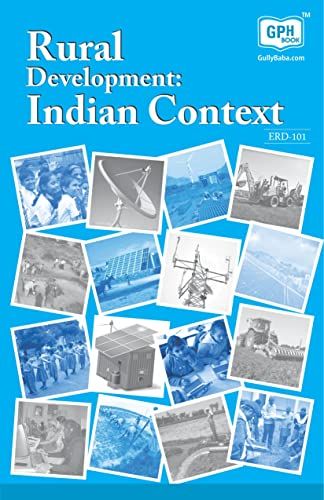 Rural Development: Indian Context