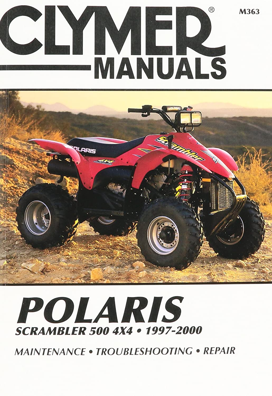 Amazon Clymer M363 Repair Manual Automotive