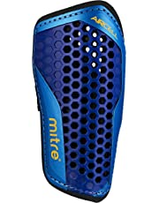 Mitre Aircell Carbon Slip Football Shin Pads