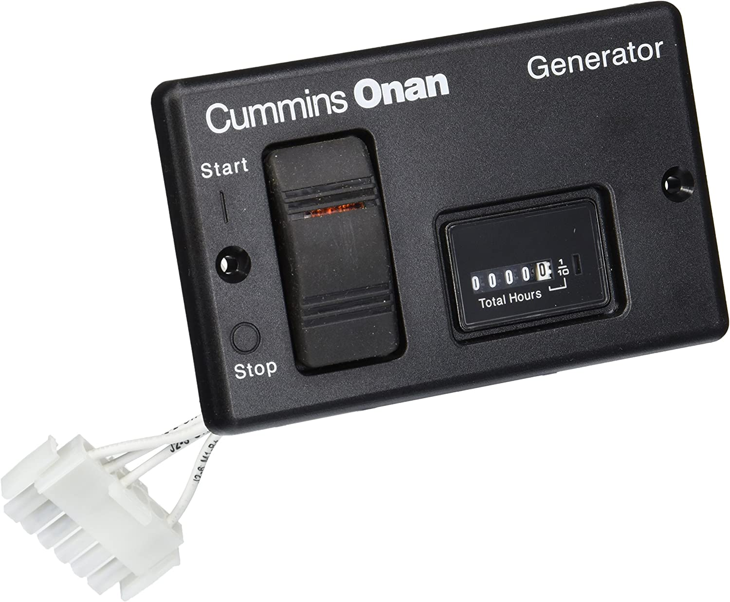 Cummins 3004937 Onan Deluxe Remote Panel