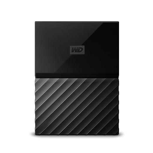 278 opinioni per WD 4TB My Passport Hard Disk Esterno Portatile, USB 3.0, Nero-