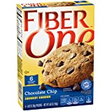 Fiber One Snacks Chocolate Chip Crunchy Cookies
