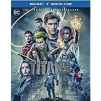Titans: The Complete Second Season (Blu-ray + Digital)