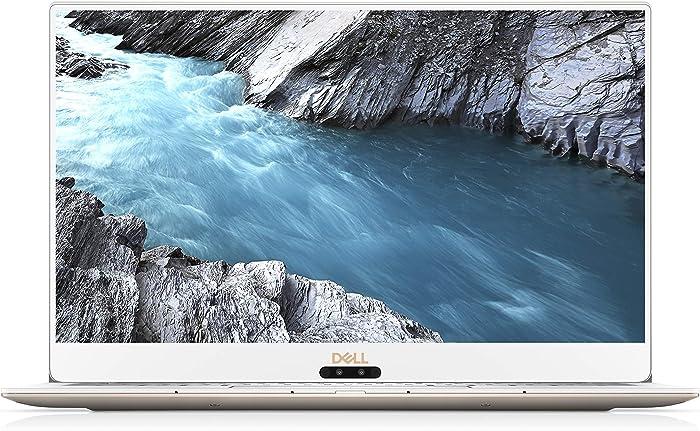 "Dell XPS 13 9370 13.3"" 4K Ultra HD Touchscreen Laptop Computer, Intel Core i5-8250U 1.60GHz, 8GB RAM, 128GB SSD, Windows 10 Home, Rose Gold"