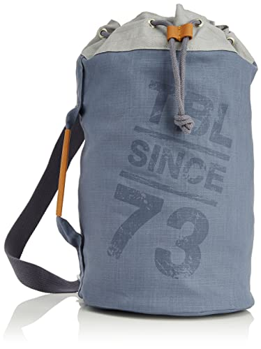 Timberland Unisex-Adult Drawstring Bag Backpack Folkstone Gray ...