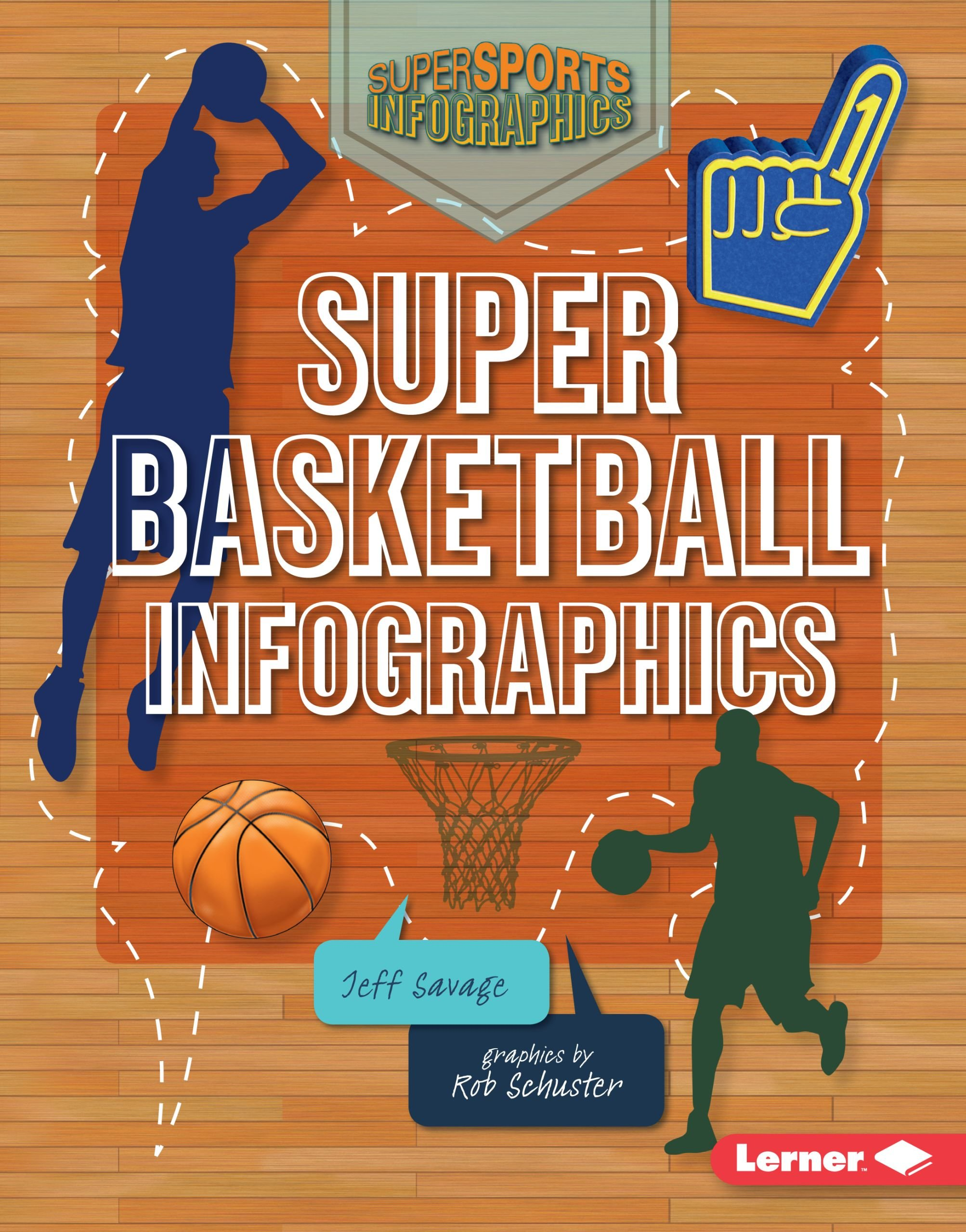 Amazon.com: Super Basketball Infographics (Super Sports ...