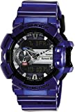 Casio G-Shock Analog-Digital Blue Dial Men's Watch - GBA-400-2ADR (G558)