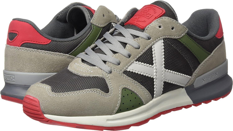 Munich Alpha 01, Zapatillas de Senderismo para Hombre, (Multicolor), 40 EU: Amazon.es: Zapatos y complementos