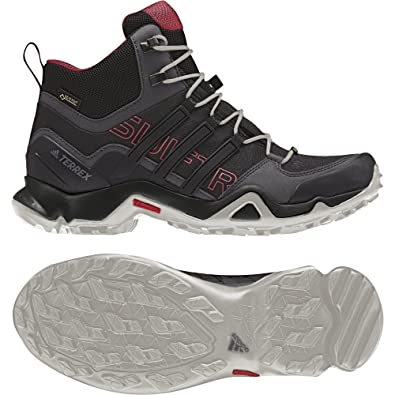 fd4a5f2bf adidas Women s Terrex Swift R Mid GTX W Hiking Boots  Amazon.co.uk  Shoes    Bags