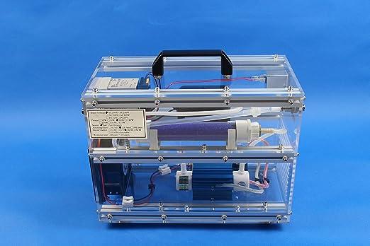 Generador de Ozono Purificador de Aire y Agua 5GM 5, 000 MG/h ...