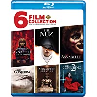 Conjuring Universe (6-Film Collection) (BD) [Blu-ray]