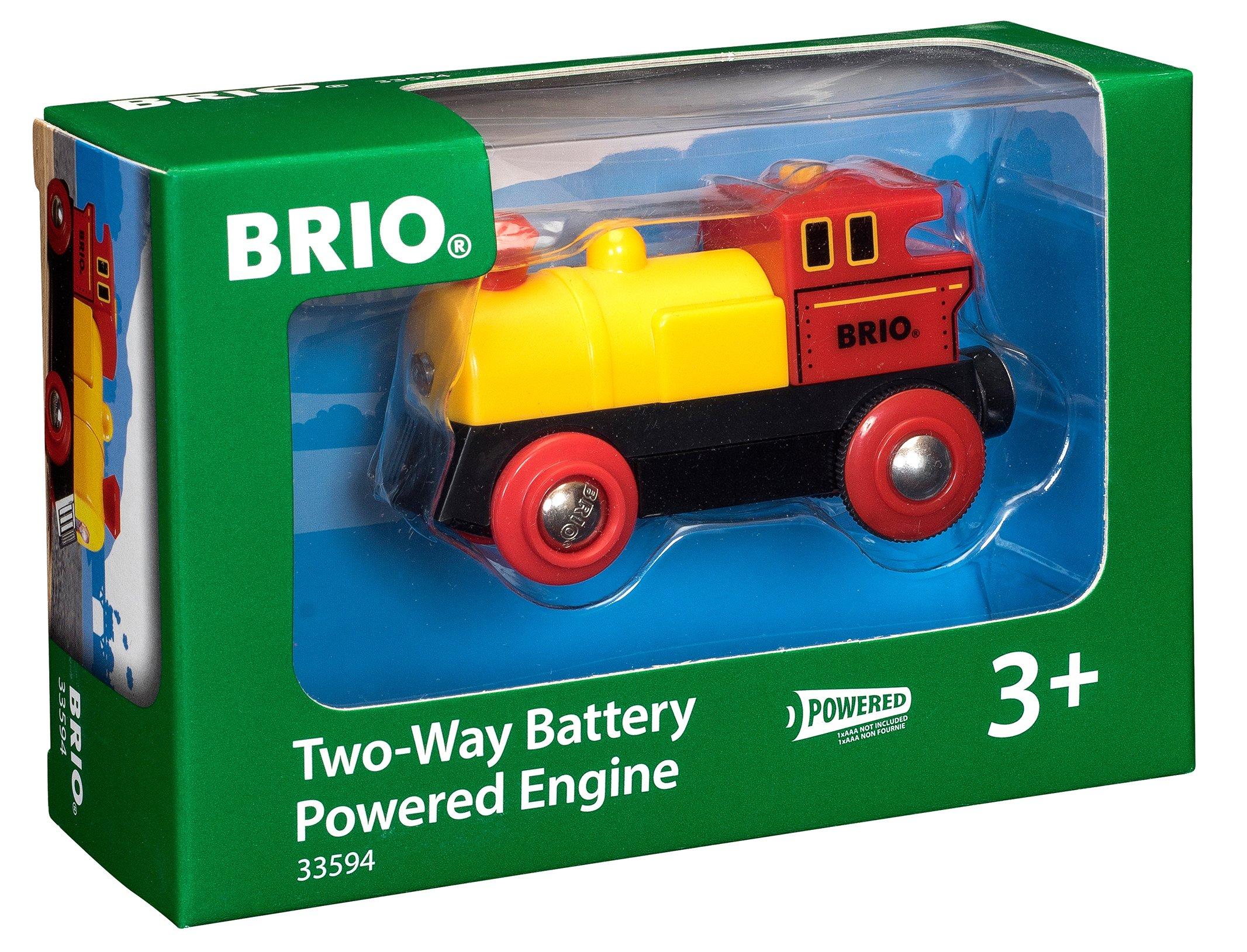 Brio 2-Way Battery-Operated Engine