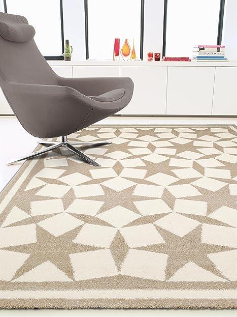 Benuta Teppich benuta teppich anis taupe 160x230 cm moderner teppich für wohn
