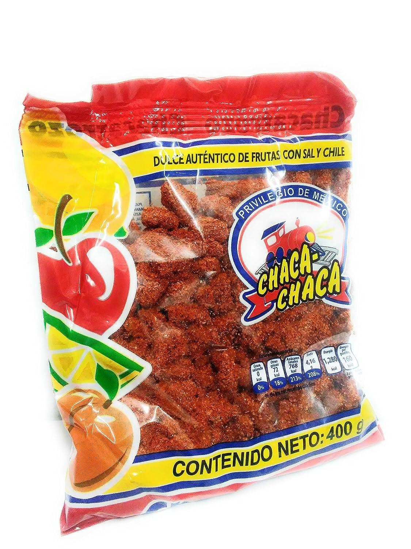 Amazon.com : Chaca-Chaca Tamarindo De Frutas Sal Y Chile Tamarind Mexican Candy Trocitos : Grocery & Gourmet Food