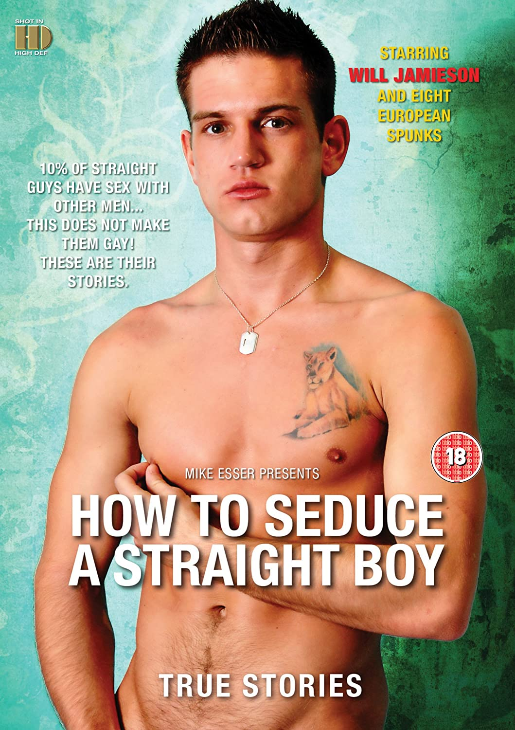Gay Men Seduce Straight Men