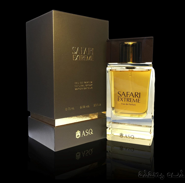 Safari Al Par Abdul Ml 75 Samad Qurashi Extreme Permium Luxueux Qshtrd