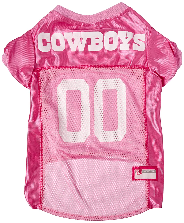 Amazon.com   NFL Dallas Cowboys Dog Jersey Pink 94a9625e7