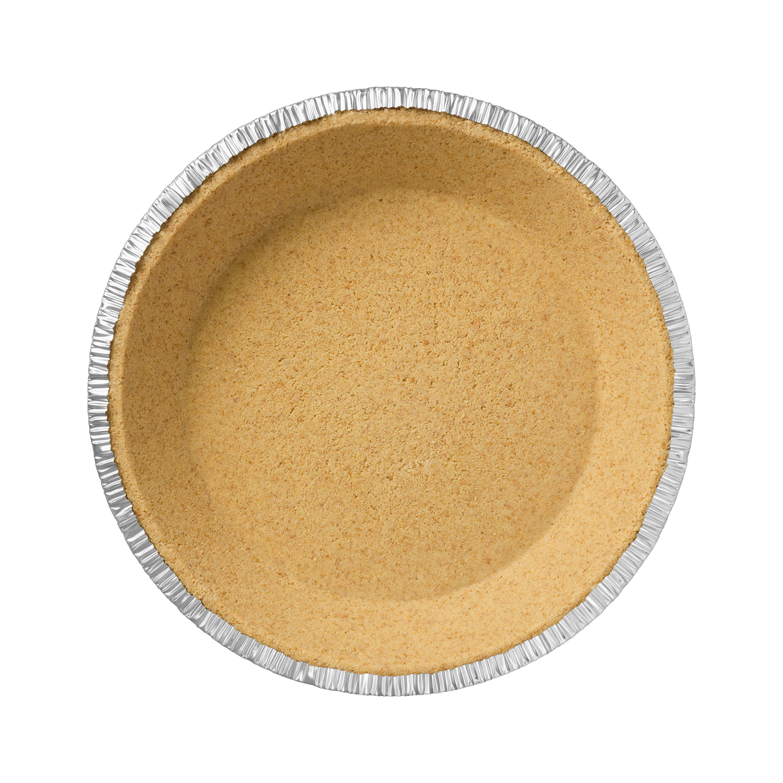 Premium 9'' Aluminum Foil Pie Pans. Disposable Tin Plates for Pies Tart Quiche. (Pack of 50) by Gypsy's Cart (Image #5)