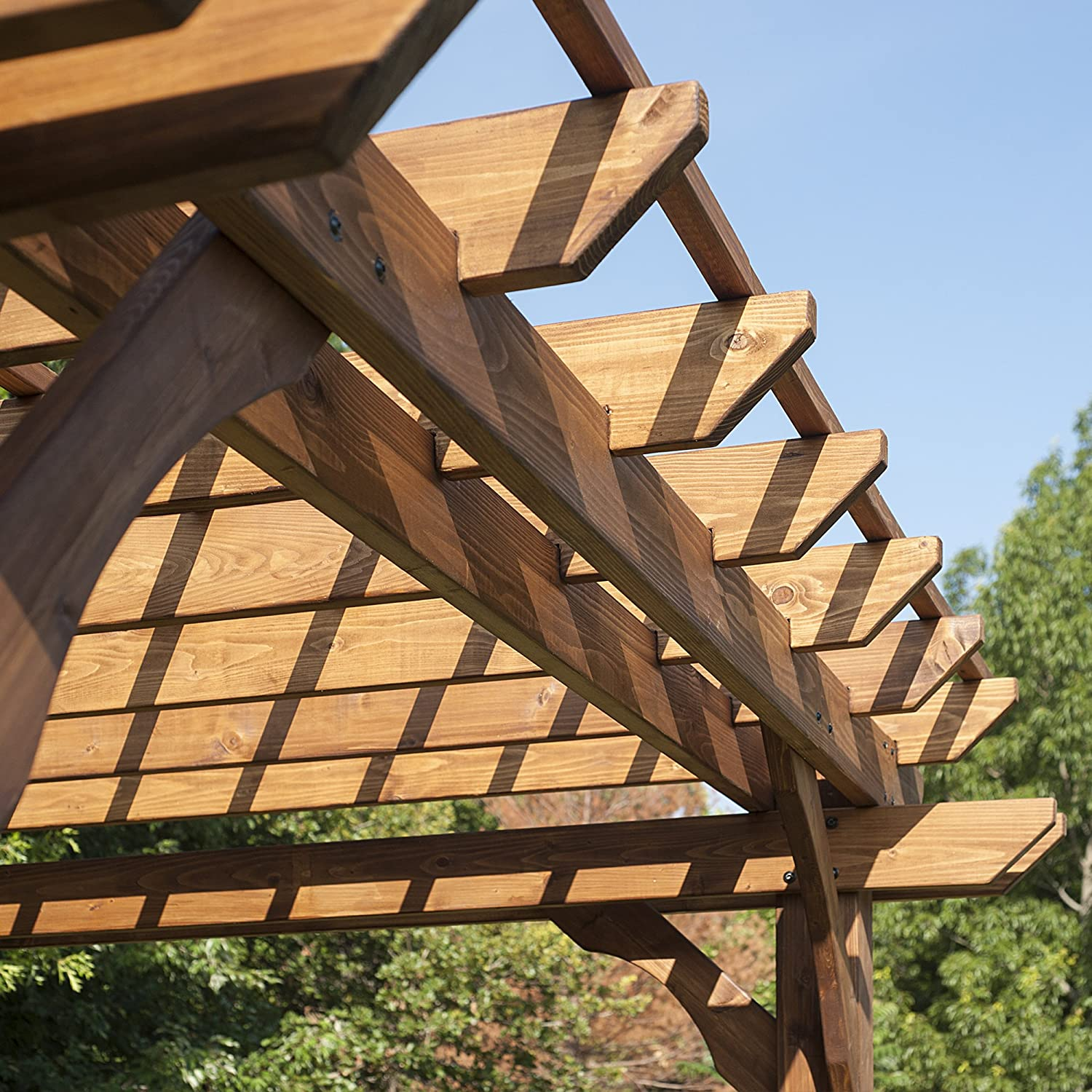 What Is A Pergola Used For?