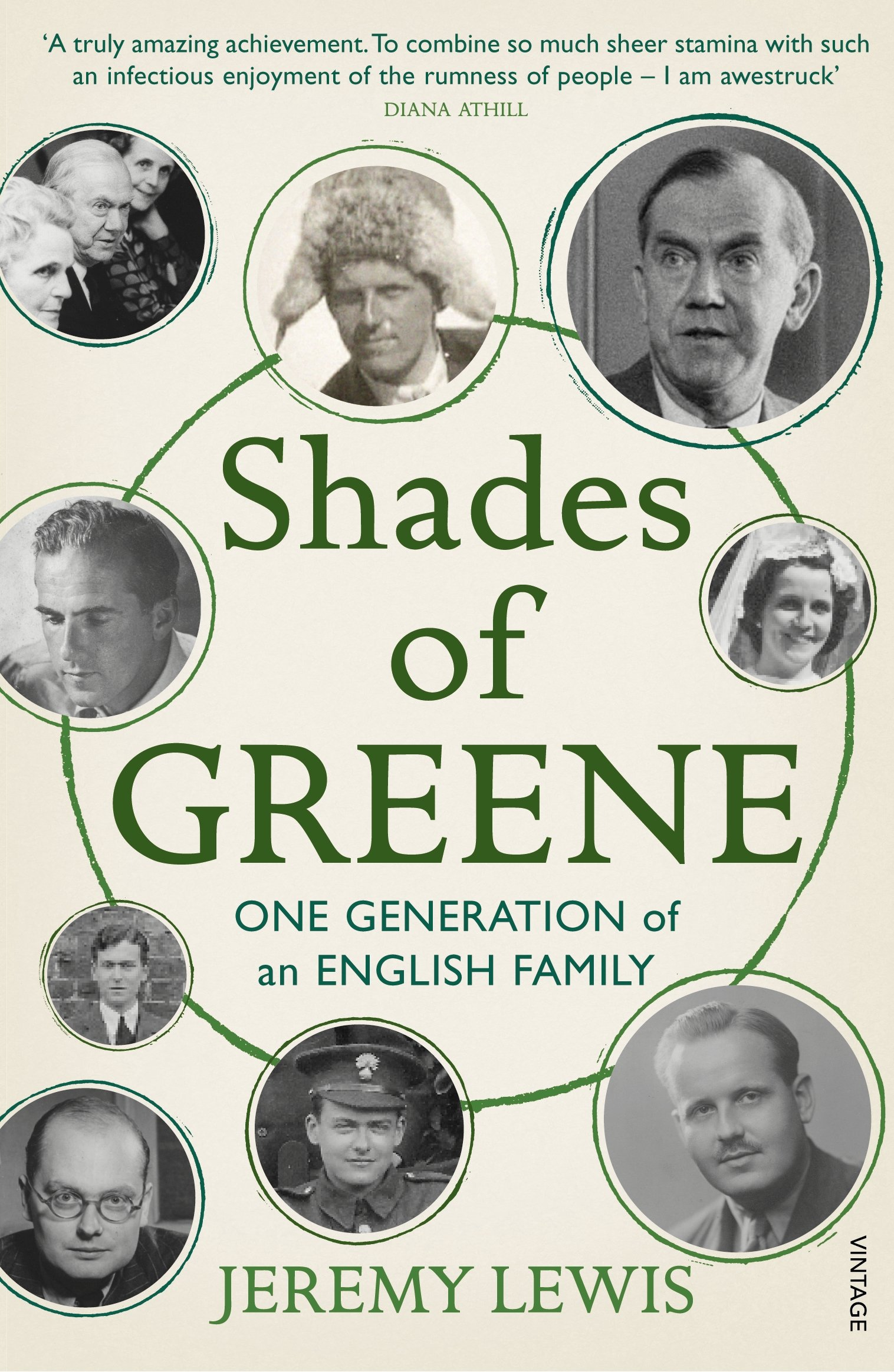 Read Online Shades of Greene: One Generation of an English Family PDF