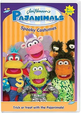 a4dfac0593 Amazon.com  Pajanimals  Spooky Costumes  Pajanimals
