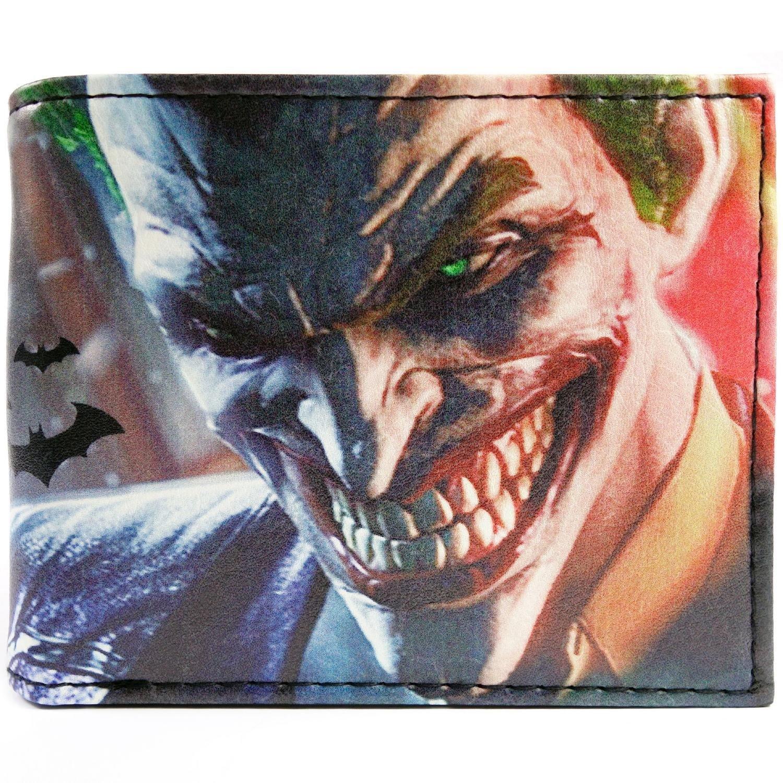 DC Comics Batman Joker Multicolore portafoglio 27927