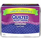 Quilted Northern Ultra Plush Toilet Paper Mega Rolls, 330 sheets, 18 rolls
