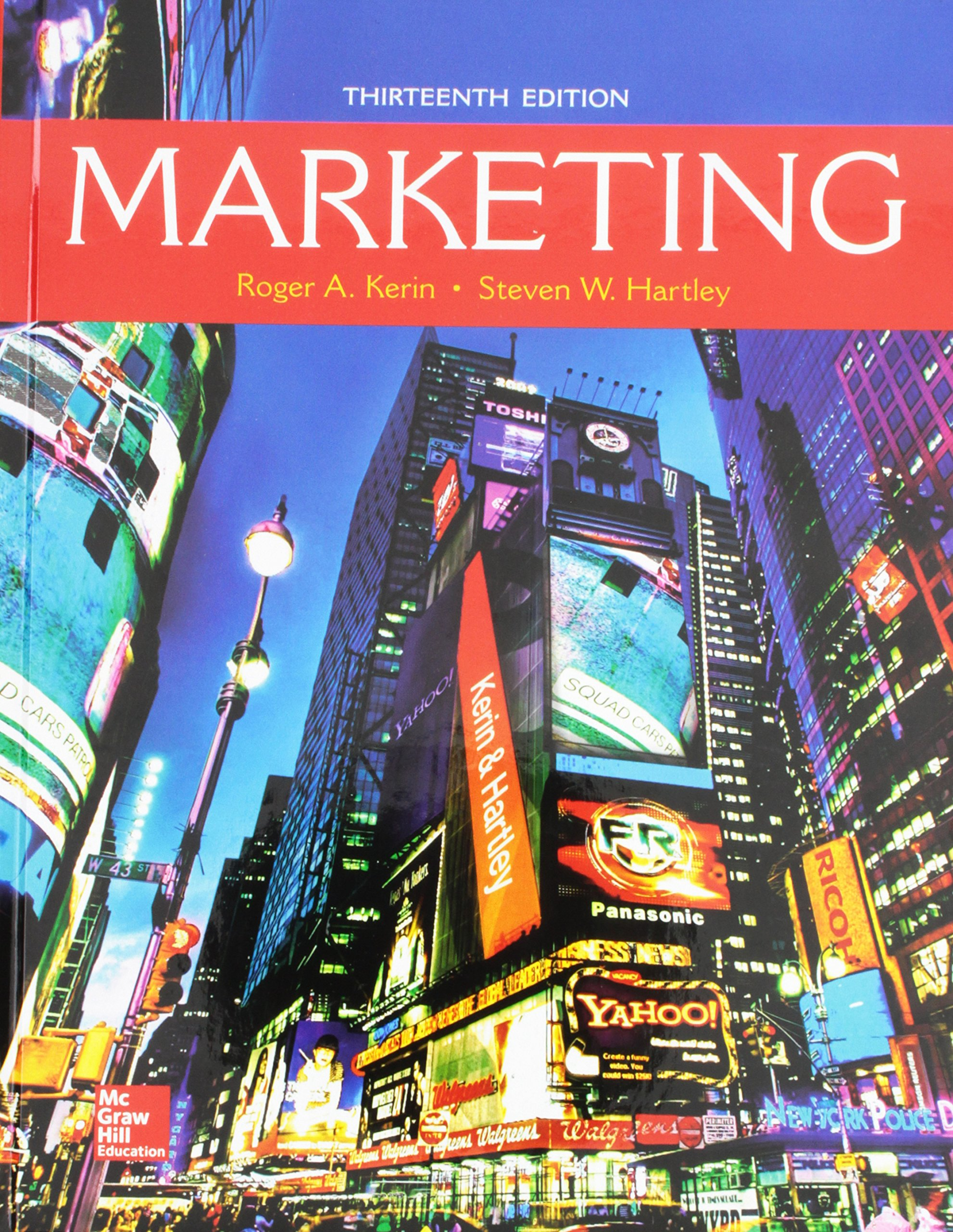 Marketing - Standalone book by McGraw-Hill Education