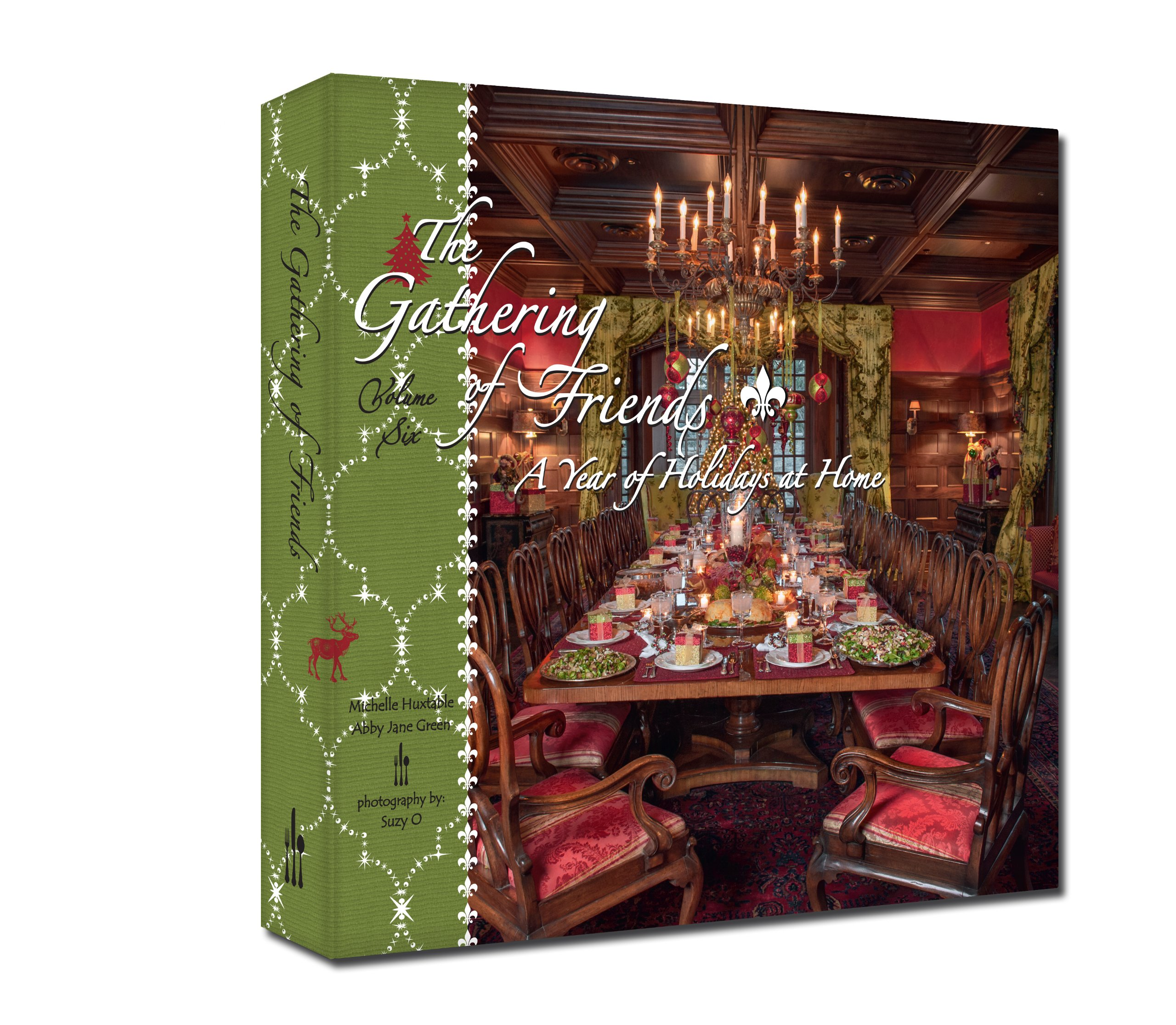 The Gathering of Friends Volume 6 - A Year of Holidays at Home ebook