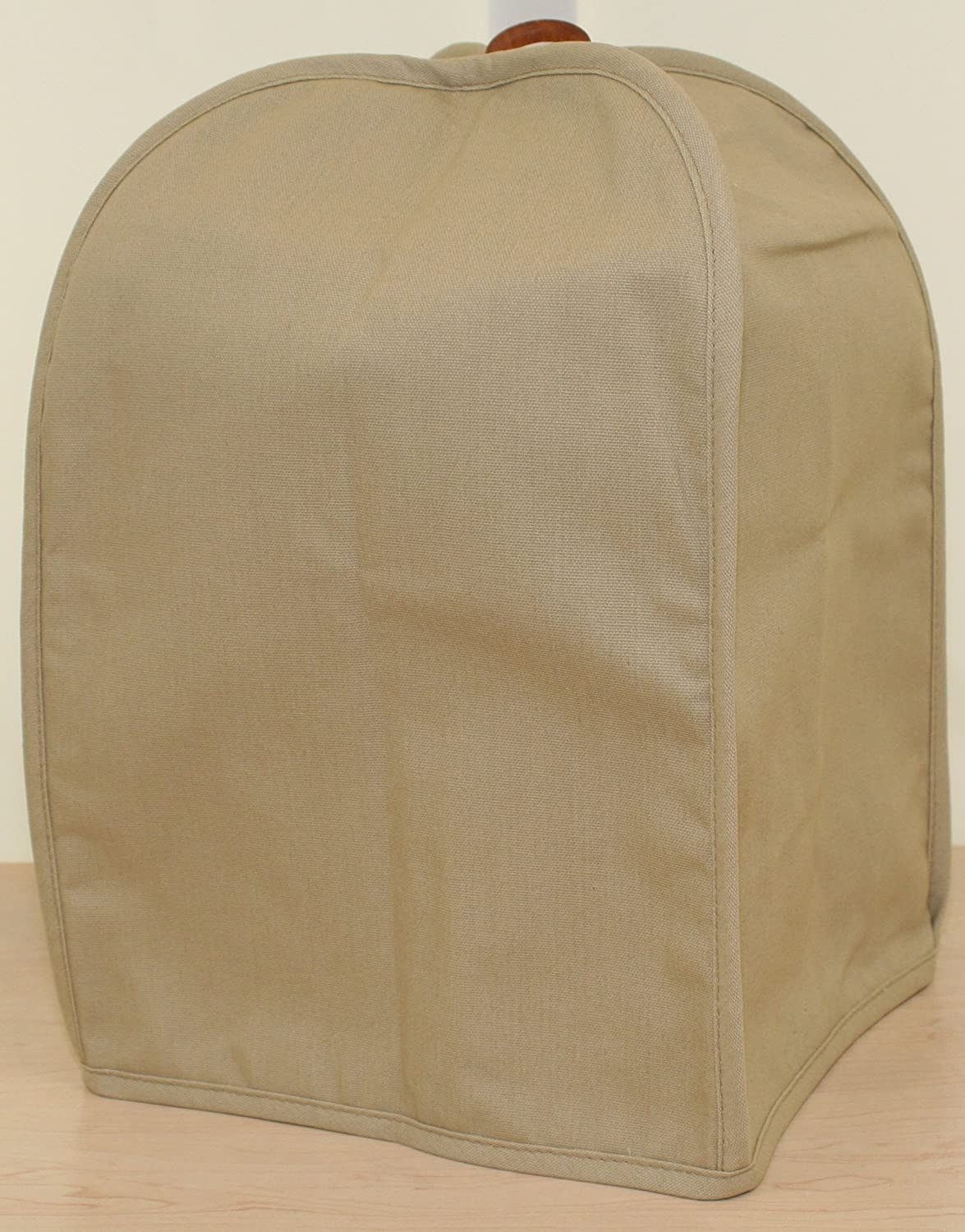 The Curtain Shop America at Home Mixer/Coffee Maker Cover Tan