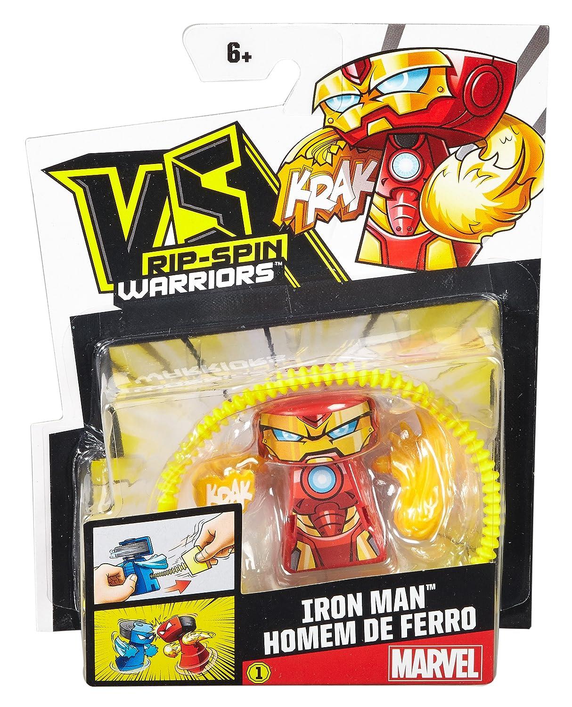VS Rip-Spin Warrior Basic Battler-Marvel Ironman Mattel DRP71