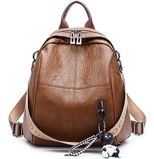 DEERWORD Para mujer Bolsos mochila Bolsos bandolera Carteras de mano Mochila escolar…