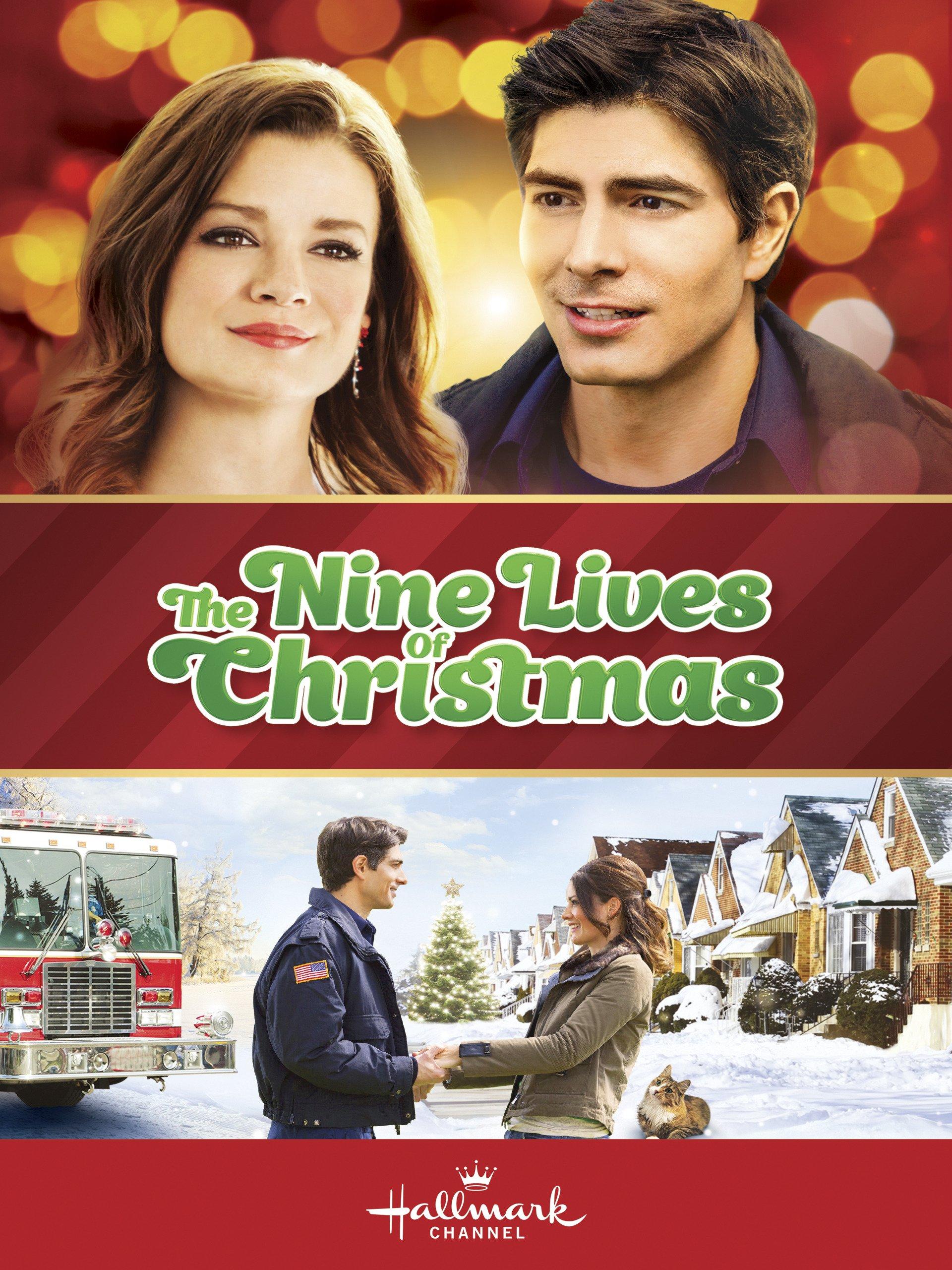 Amazon.com: The Nine Lives Of Christmas: Brandon Routh, Kimberley ...