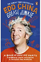 Grease Junkie: A book of moving parts Kindle Edition