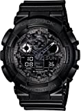 CASIO G-SHOCK CAMOUFLAGE DIAL SERIES (GA-100CF-1AJF) MENS WRISTWATCH