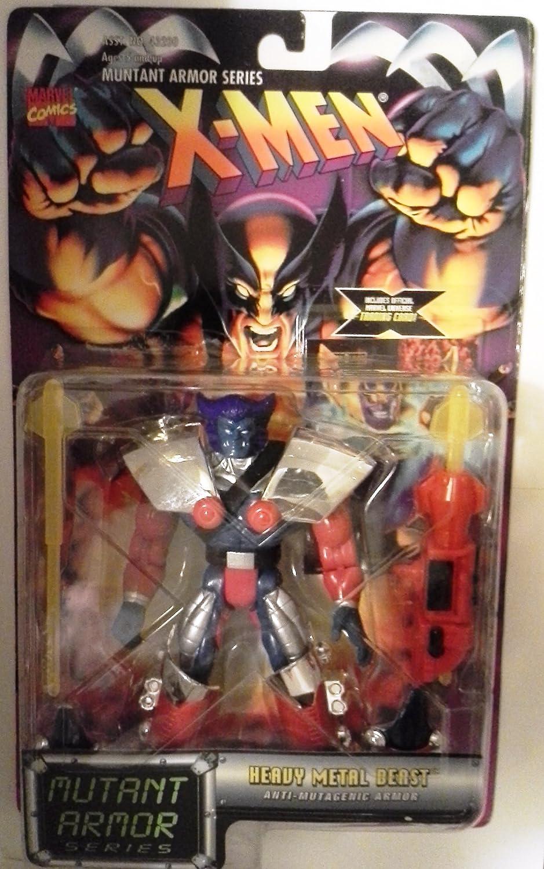 Heavy Metal Beast With Anti-Mutagenic Armor Figure