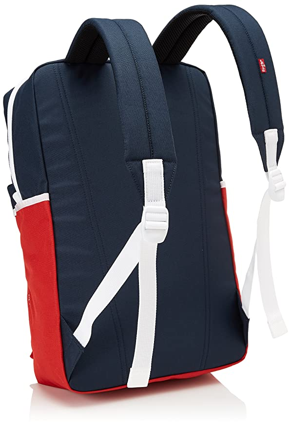 Levis - The L Pack Sportswear Colorblock, Shoppers y bolsos de hombro Hombre, Azul (Dark Blue), 12x45x29 cm (W x H L): Amazon.es: Zapatos y complementos