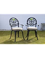 chaises de table de jardin. Black Bedroom Furniture Sets. Home Design Ideas