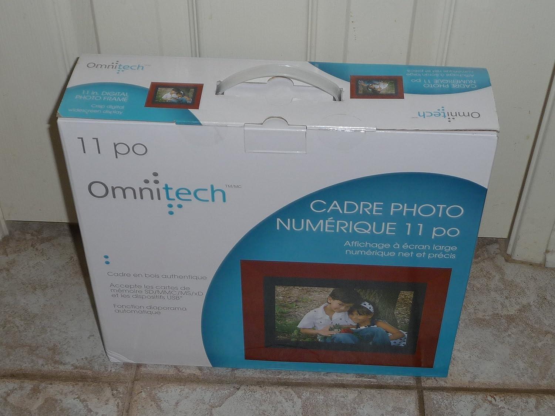 Inch Digital Photo Frame Omnitech 11