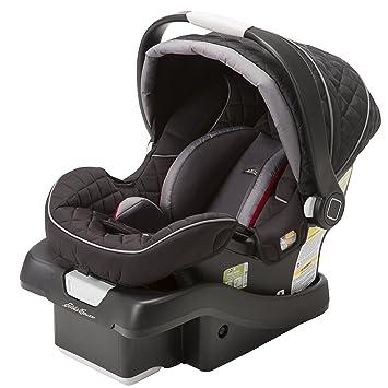 Eddie Bauer SureFit Infant Car Seat Salsa Red