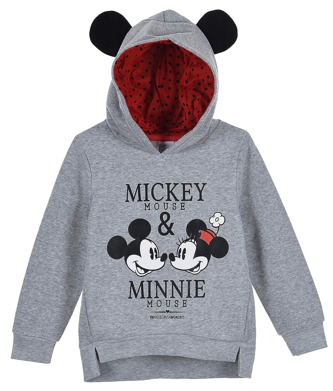 Minnie Mouse Girls Sweat Shirt