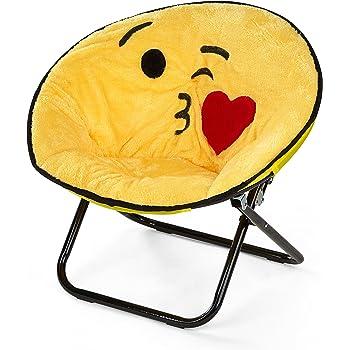 Amazon Com Disney Minnie Mouse Toddler Saucer Chair Toys