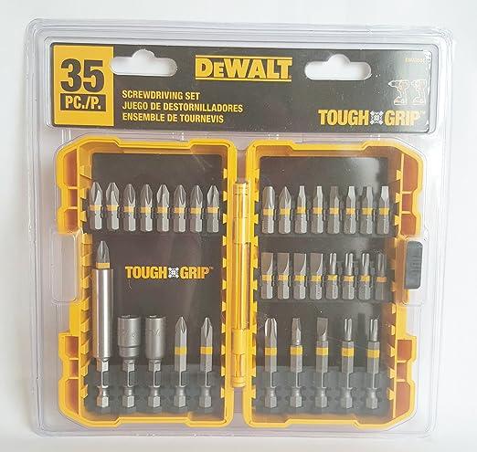 DeWalt DWA35SET Screwdriving Bit Set 35 Pc.