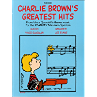Charlie Brown's Greatest Hits Songbook book cover