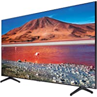 Samsung 43 Inch 4K Ultra HD Smart LED TV with Built-in Receiver - UA43TU7000UXEG
