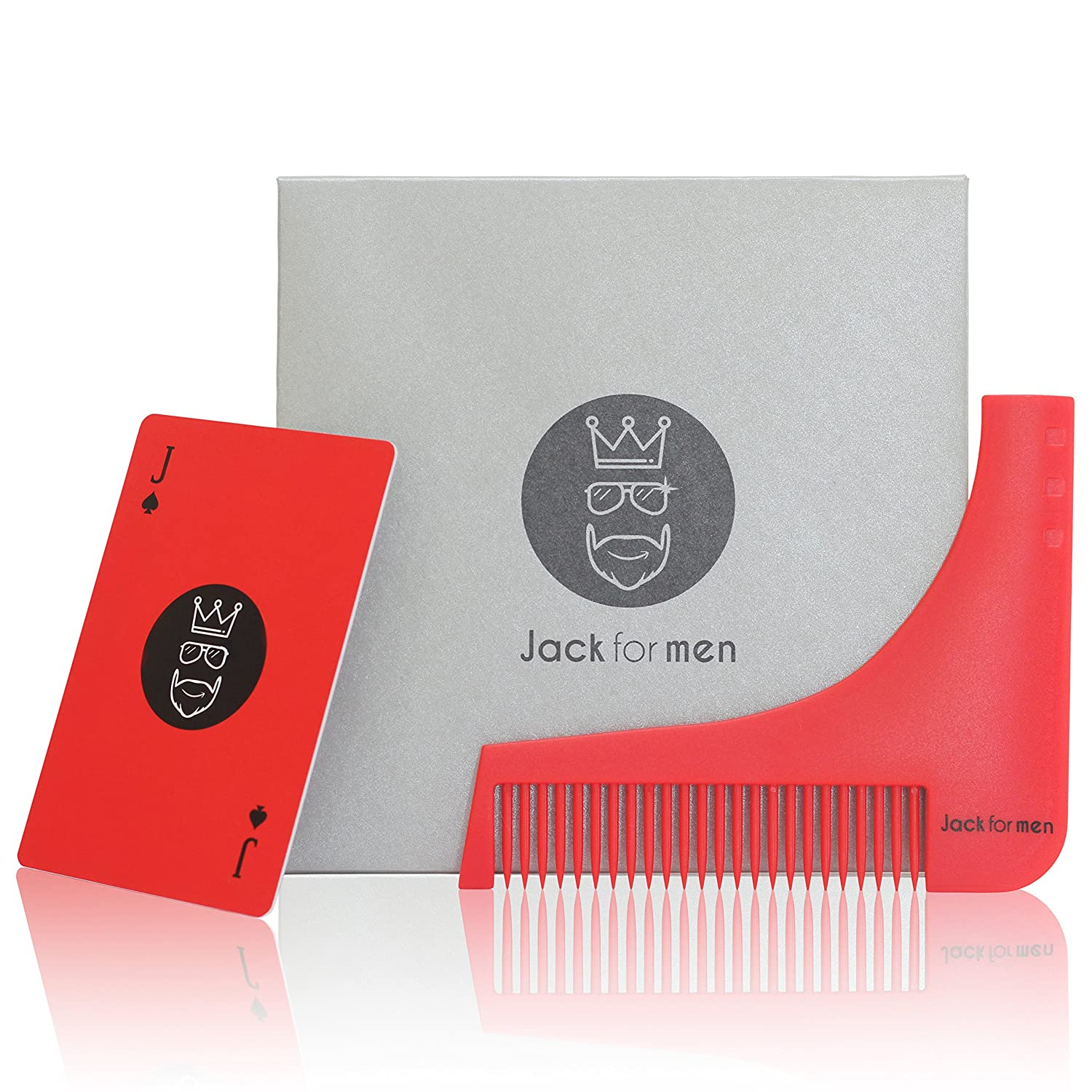 Beard Shaper Styling Comb Template Tool By Jack for men