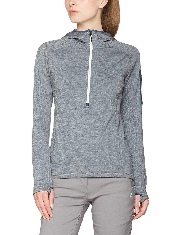 Ortovox Damen Fleece Light Melange Pullover